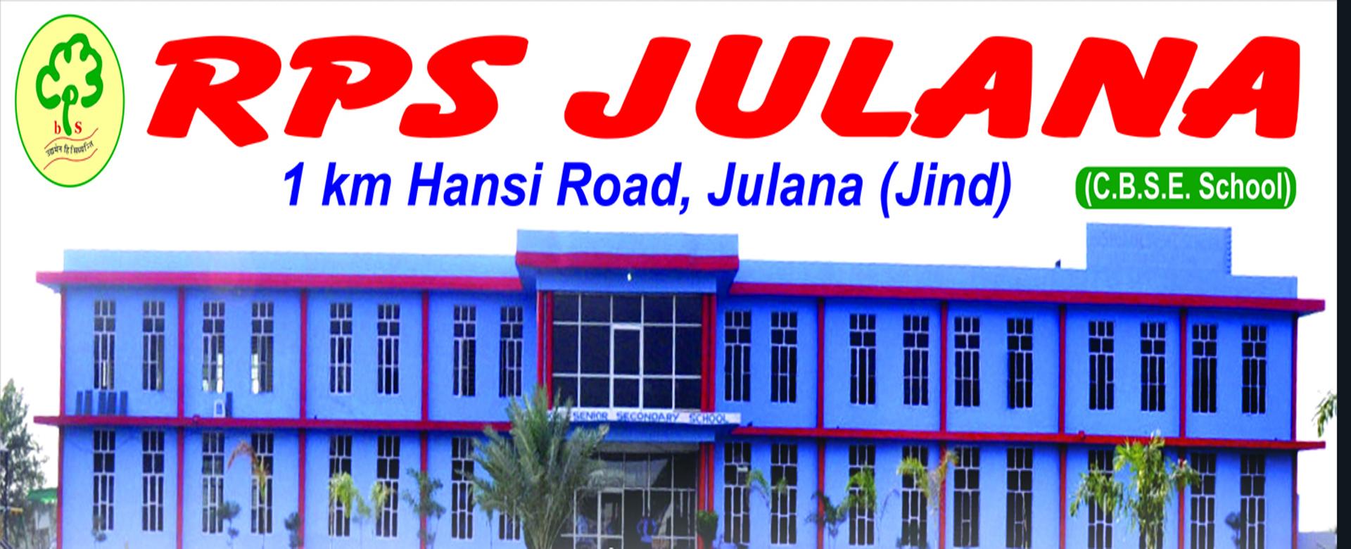 RPS JULANA (C.B.S.E a